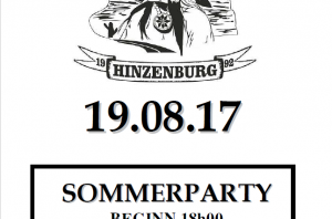 Sommerparty 19.08.2017